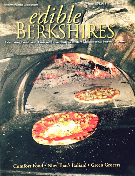 Edible Berkshires Magazine