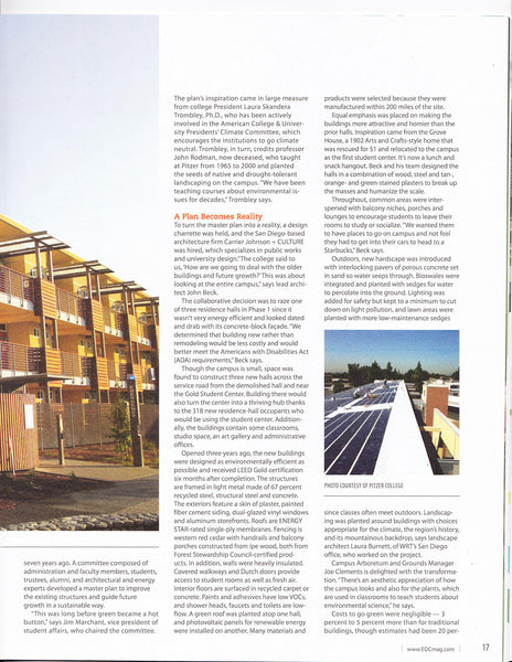 Environmental Design + Construction Magazine