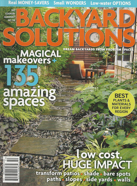 Backyard Solutions Magazine