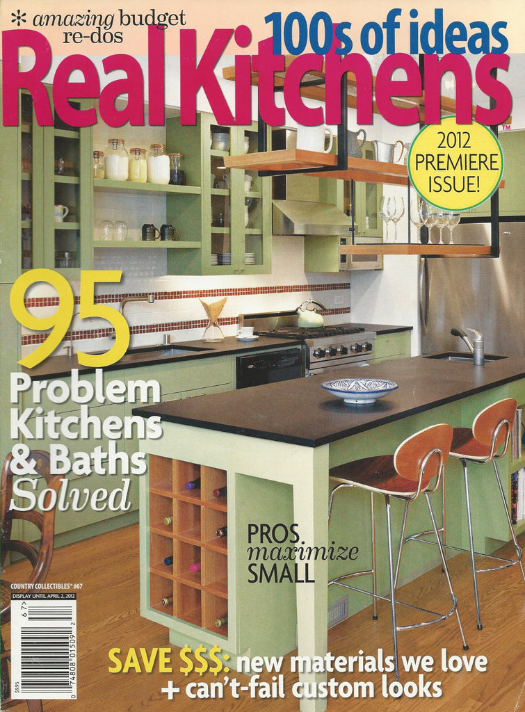 Real Kitchens Magazine