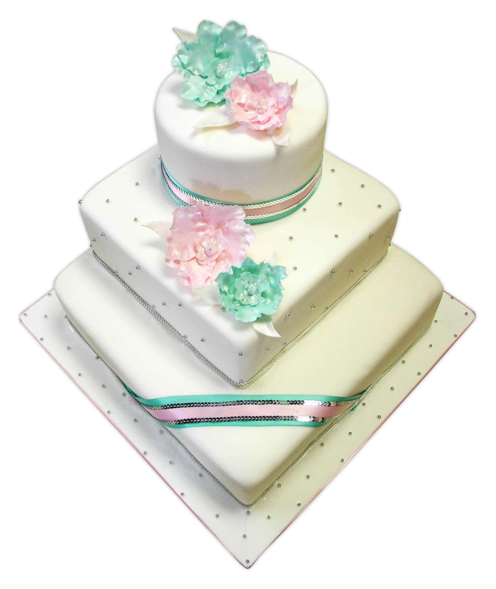 Wedding Cakes Page 2 - Rashmi\'s Bakery
