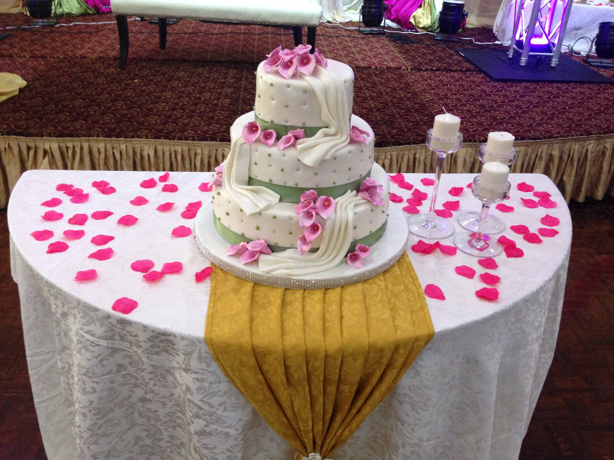 charlotte wedding cake bakeries wedding cake rashmi s bakery 12509