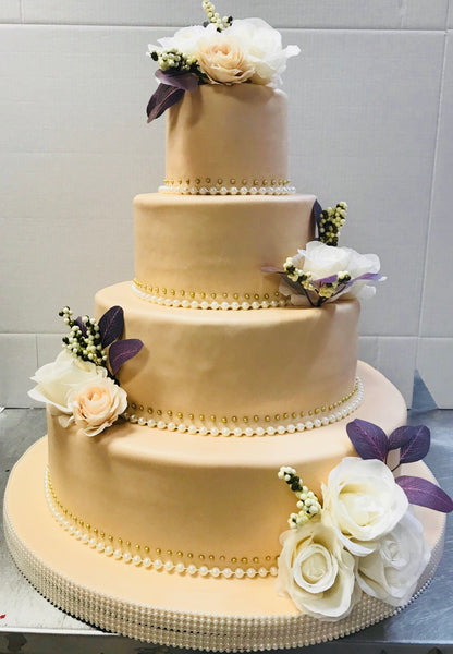 Anaya Wedding Cake Rashmi S Bakery