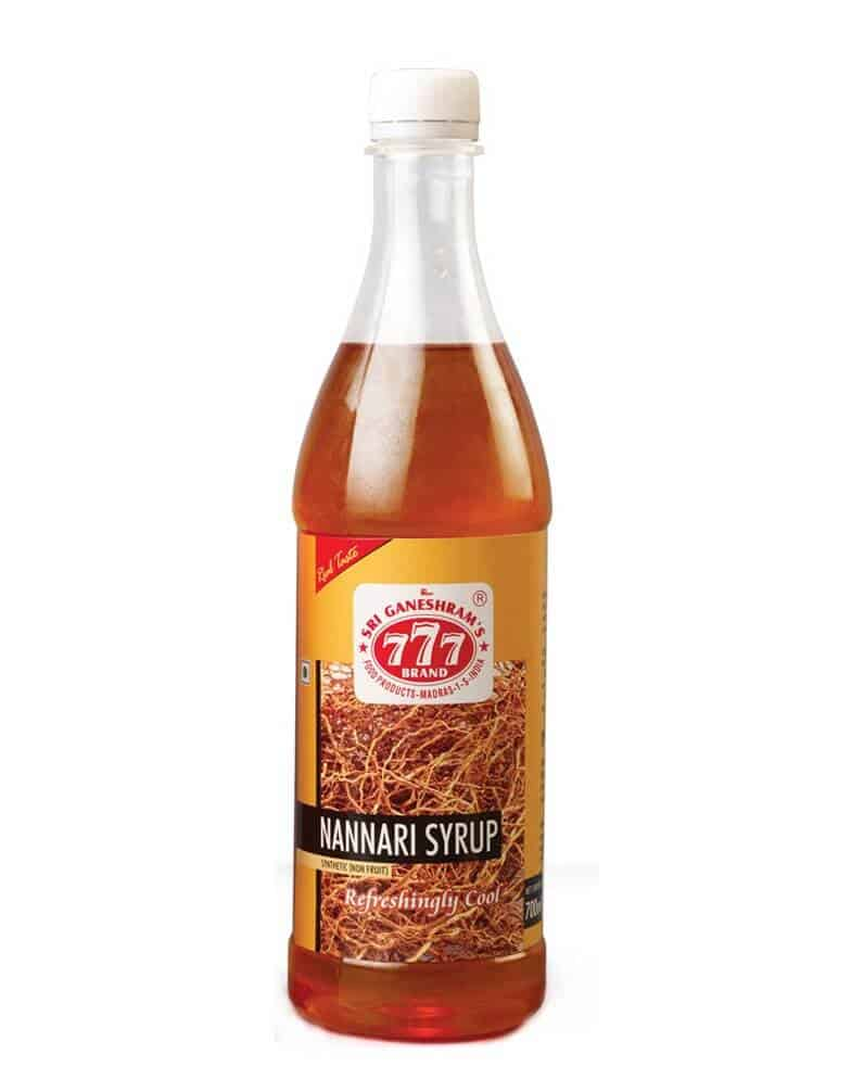 777 Nannari Sharbat 750ML
