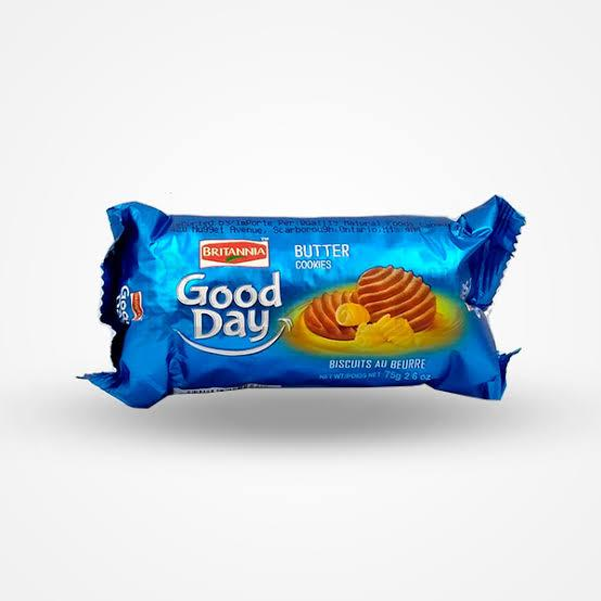 Britannia Good Day Butter Cookies 75GM
