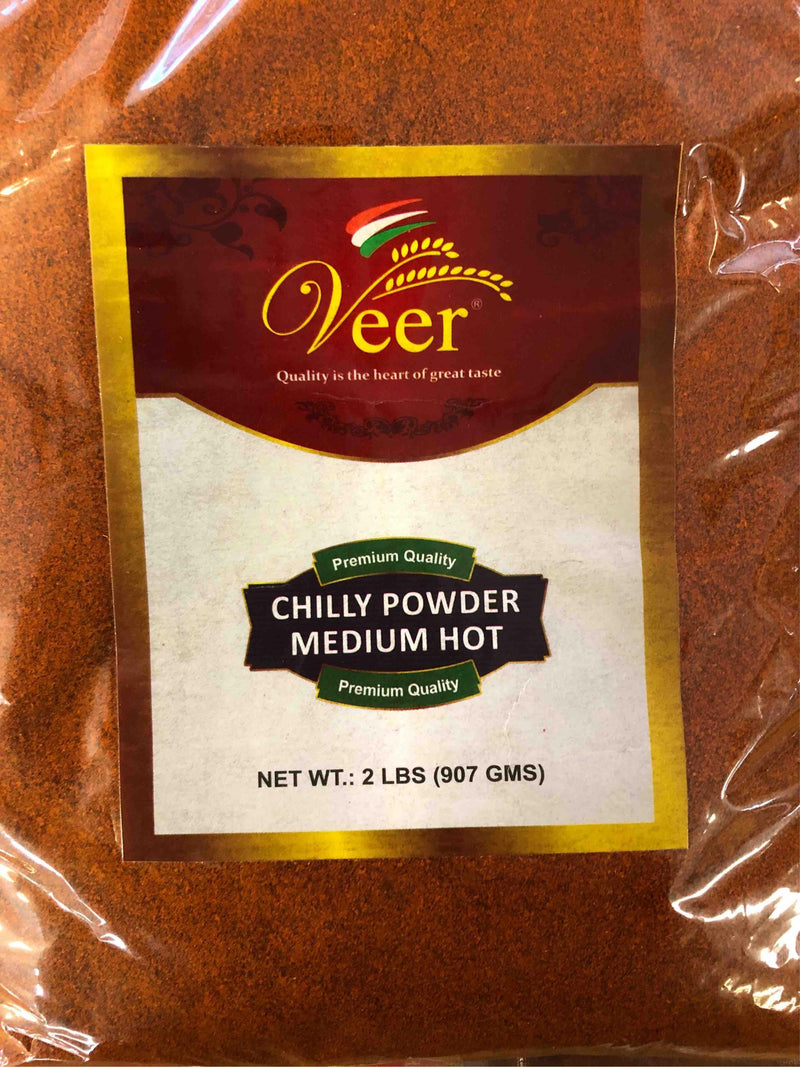 Chilly Powder Medium Hot 907GM