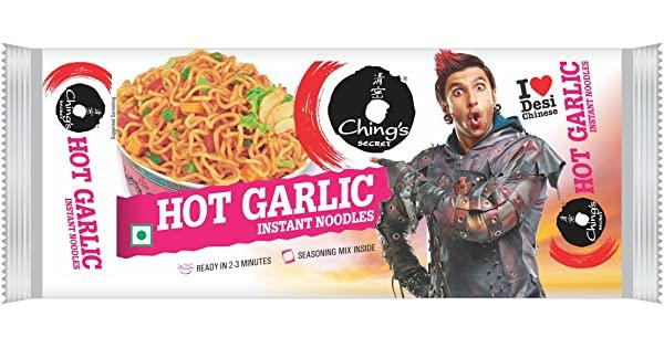 Ching's Hot Garlic Noodles 240GM