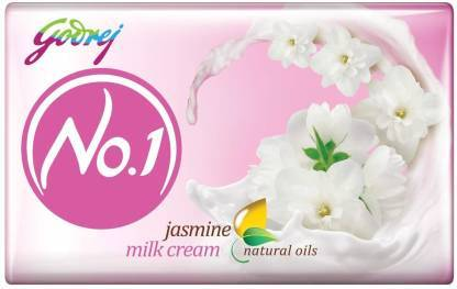 Godrej Jasmine Milk Cream Soap 100 GM