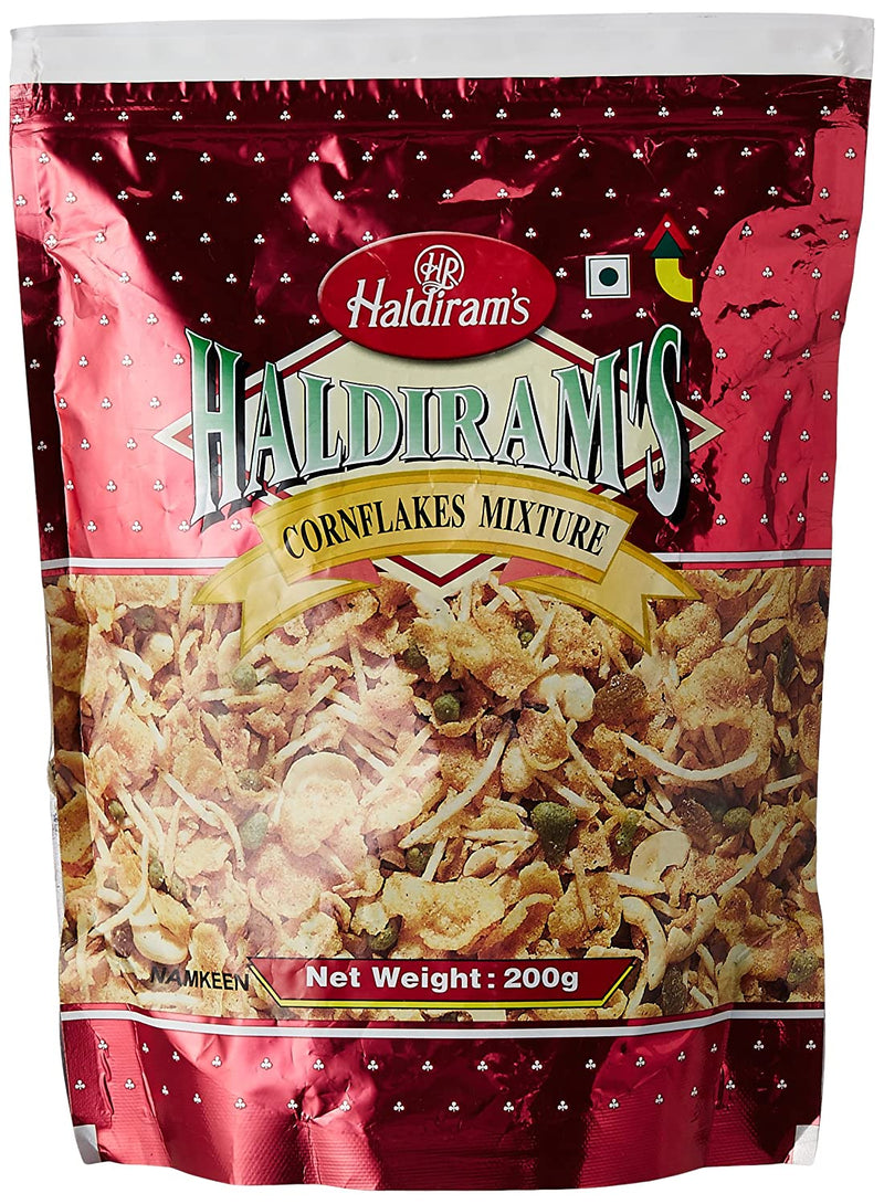 Haldiram's Cornflakes Mixture 200GM