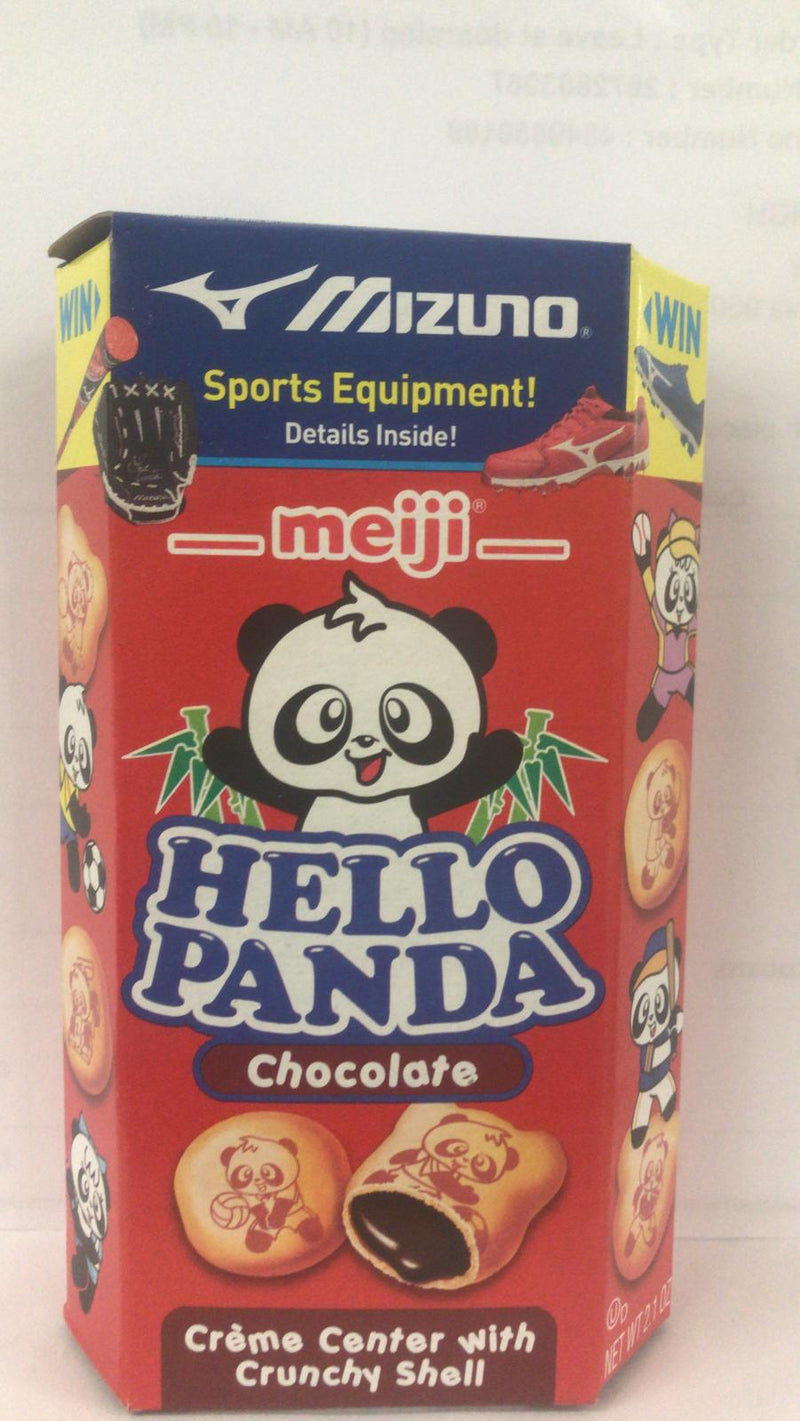 Hello Panda Chocolate 60GM