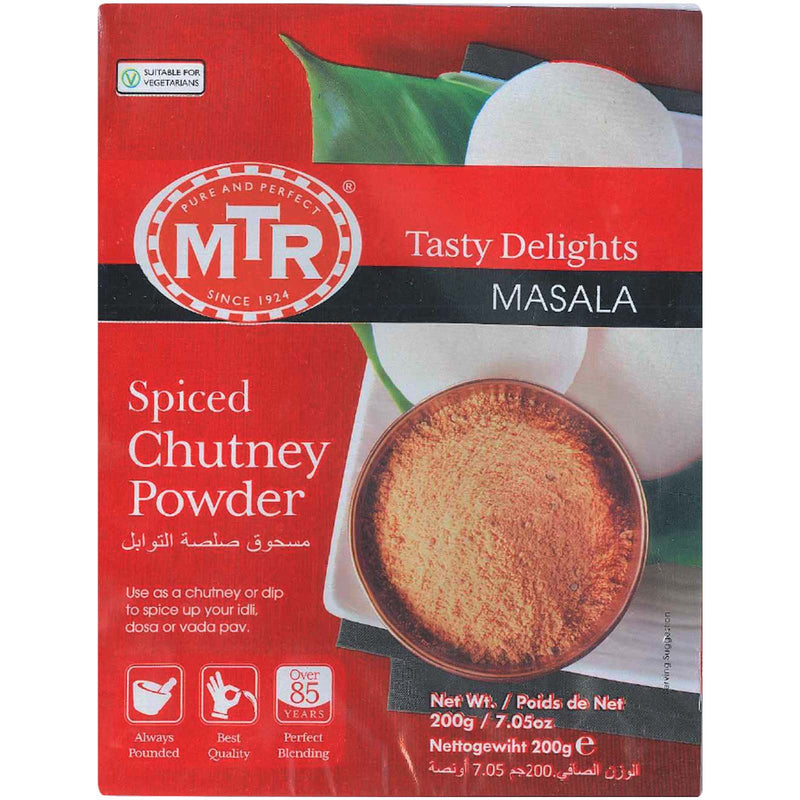 MTR Spiced Chutney Powder 200GM
