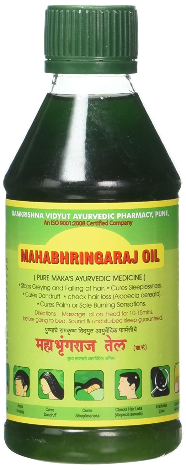 Mahabhringaraj Oil 500 ML