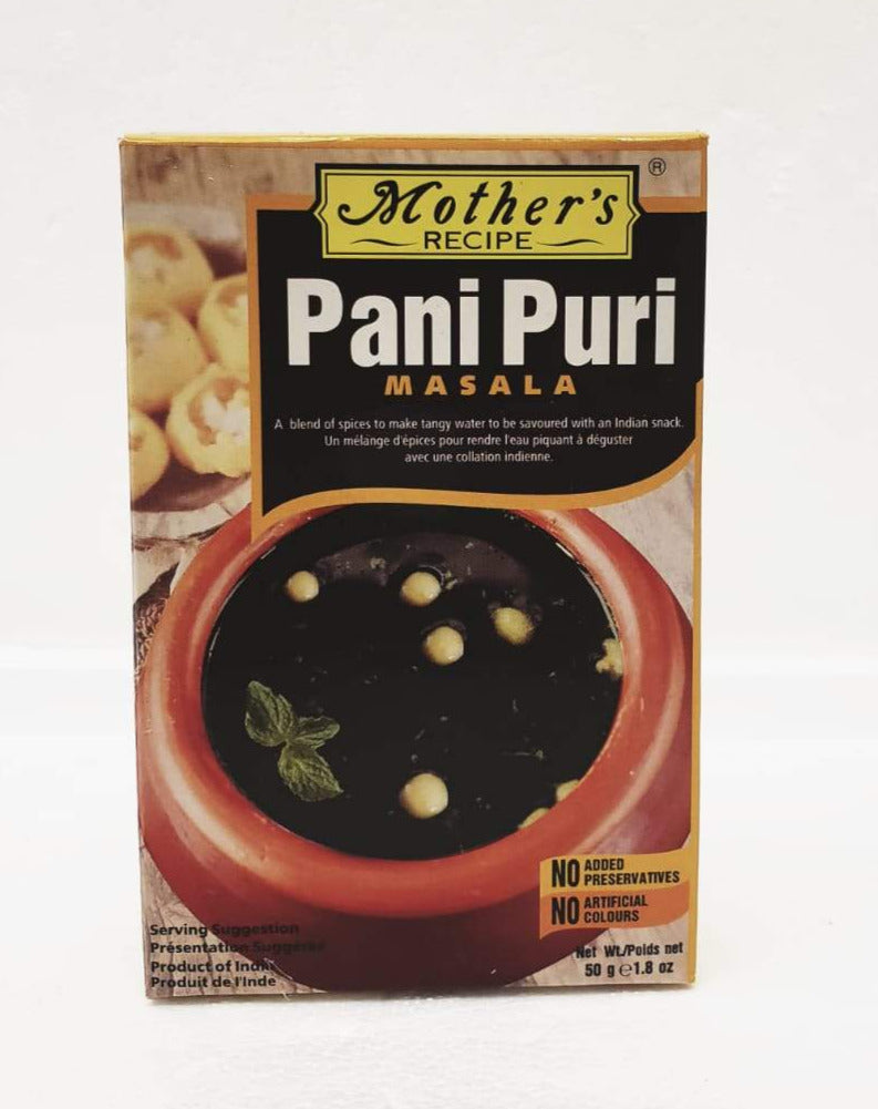 Mother's Recipe Pani Puri Masala 50 GM
