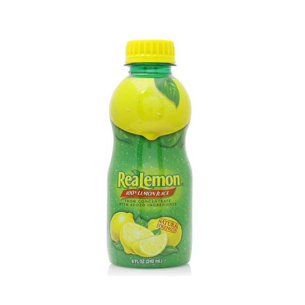 REALEMON JUICE 240ML