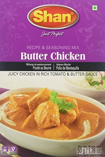 Shan Butter Chicken 50GM