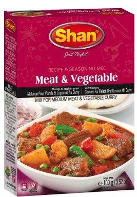 Shan Meat & Vegetable 50GM