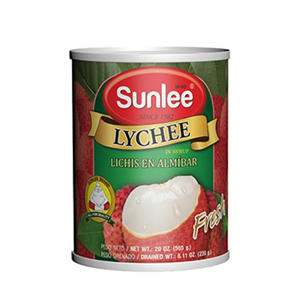 Sunlee Lychee Can 20OZ