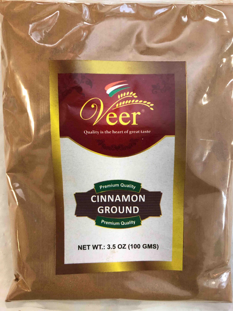 Veer Cinnamon Powder 100GM