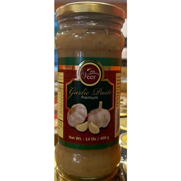 Veer Garlic Paste Premium 400GM