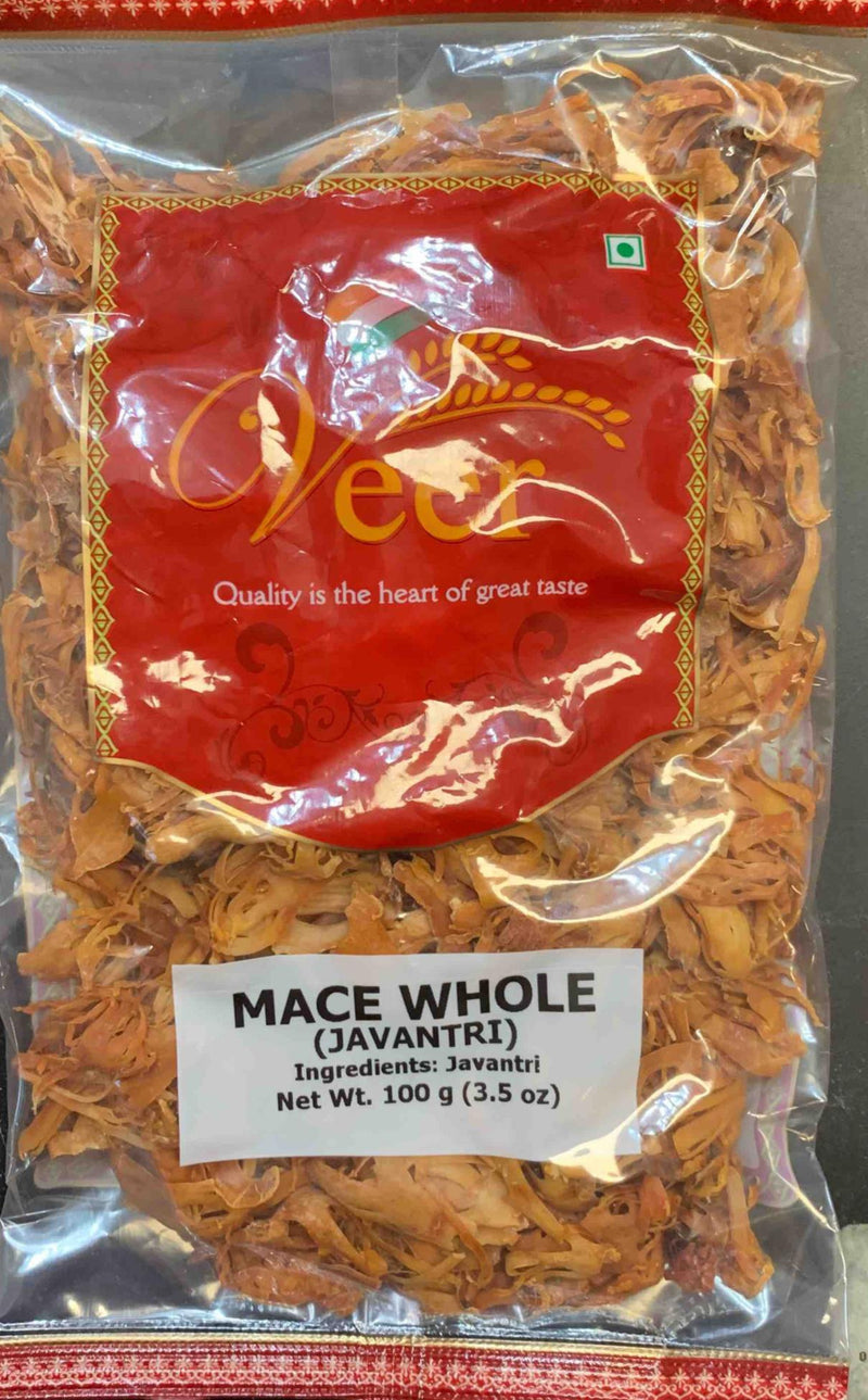 Veer Mace Whole 100GM