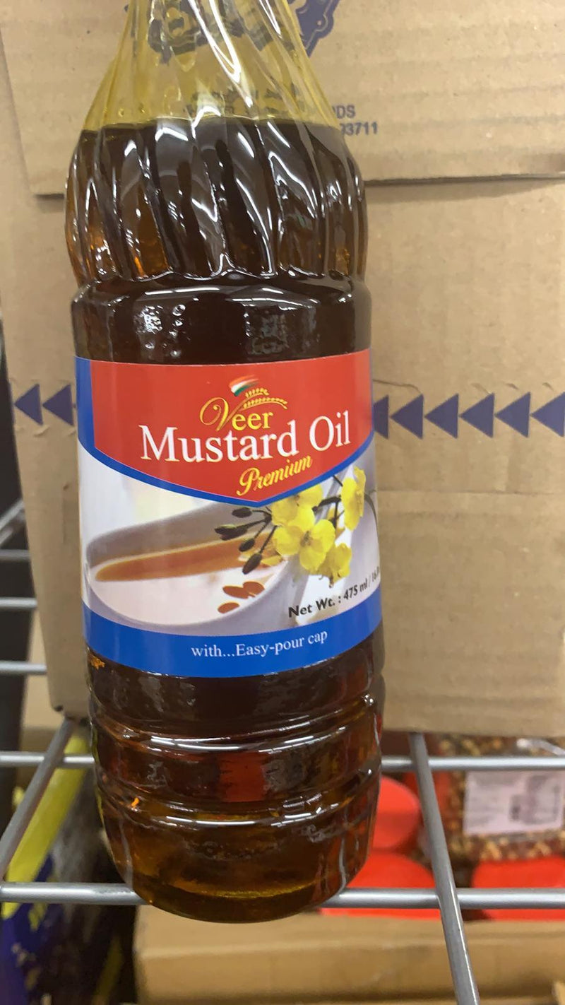 Veer Mustard Oil 475ML