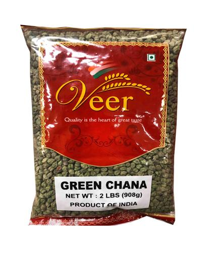 Veer Green Chana 2LB