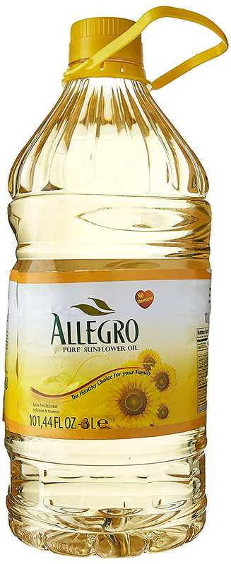 Allegro Sunflower Oil 3LTR