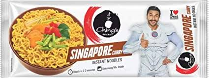 Ching's Singapore Instant Noodles 240GM