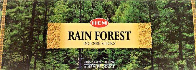 Hem Rain Forest Incense Sticks 120 Count