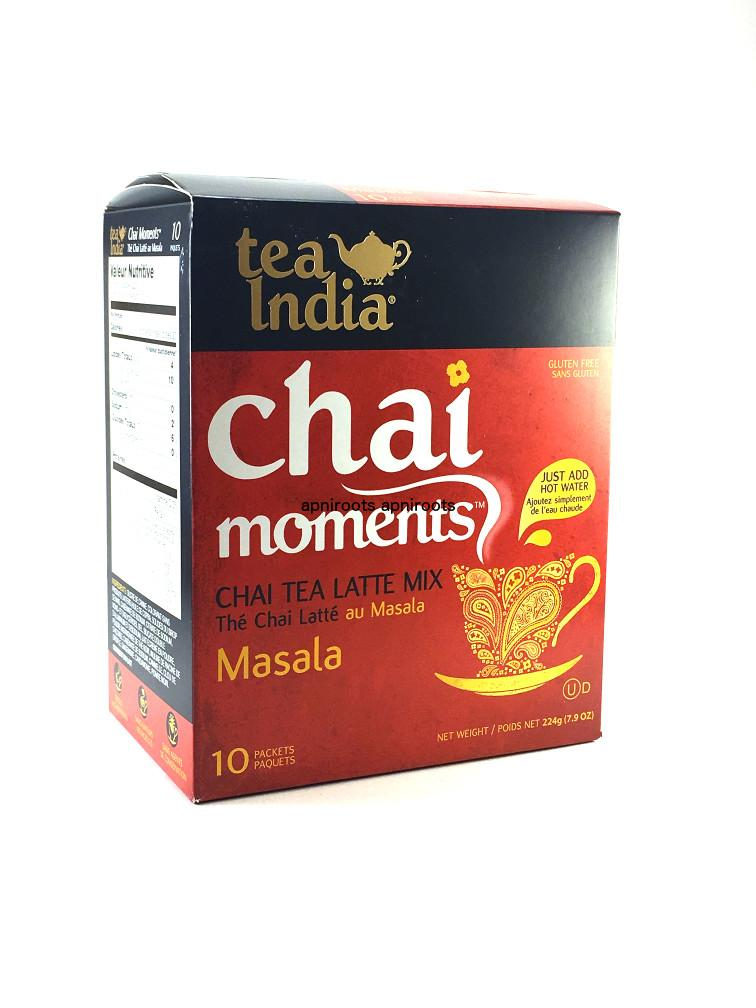 Tea India Chai Moment Masala  224GM