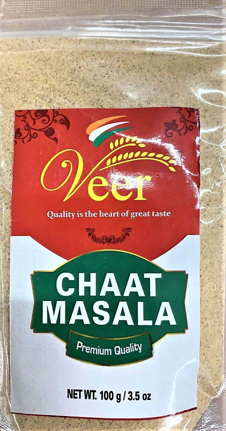 Veer Chaat Masala 100 GM