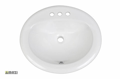 Ceramic Bathroom Sink 1011