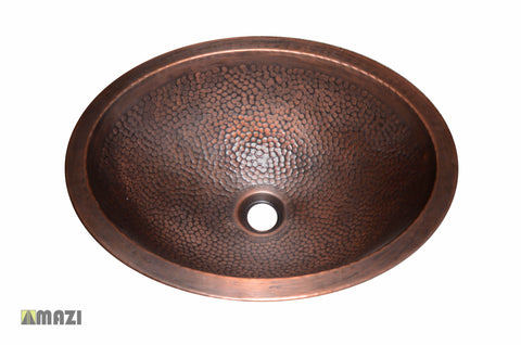 Copper Kitchen Sink 1030_UL