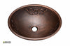 Copper Undermount Sink 1041