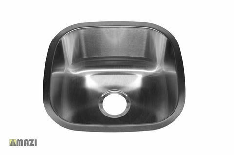 Stainless Steel Kitchen Sink 108