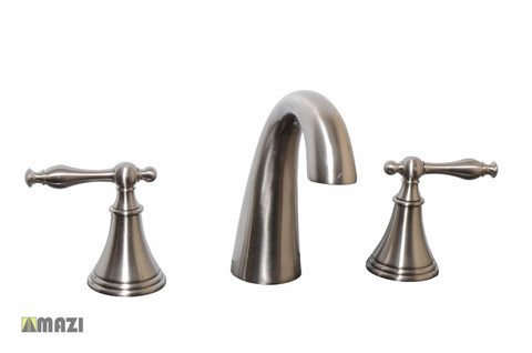 Bathroom Vanity Faucet 11585_Brushed Nickel