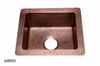 Copper Kitchen Sink 1412_RR