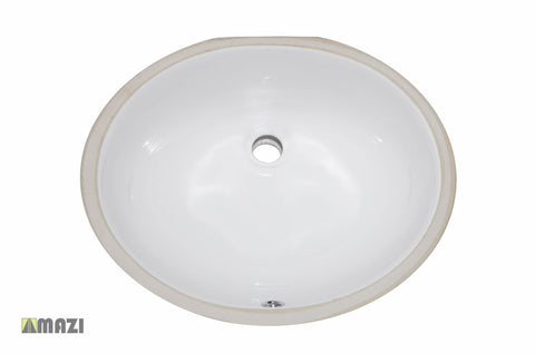 Ceramic Bathroom Sink 1601
