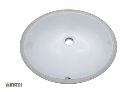 Ceramic Bathroom Sink 1602