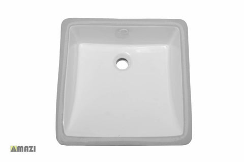Ceramic Bathroom Sink 1631W