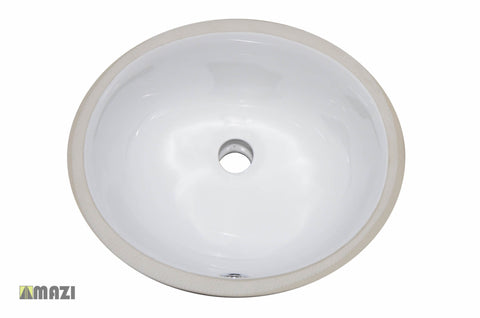 Ceramic Bathroom Sink 1636
