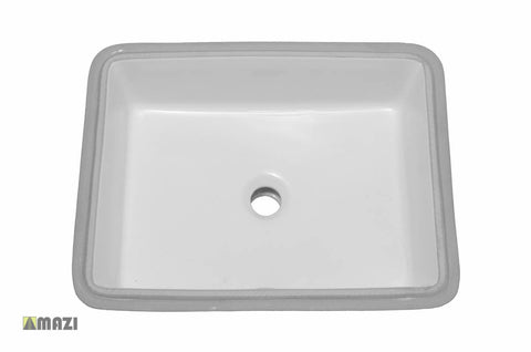 Ceramic Bathroom Sink 1637
