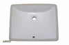 Ceramic Bathroom Sink 1648