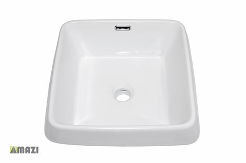Ceramic Bathroom Sink 1708