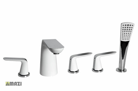 Contemporary Bathroom Vanity Faucet 213TCHW