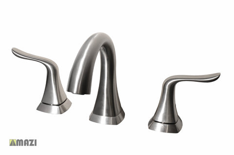 Bathroom Vanity Faucet 314BN_Brushed Nickel