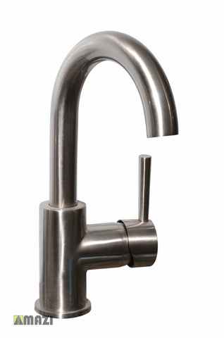 Bathroom Vessel Faucet 41023_Brushed Nickel
