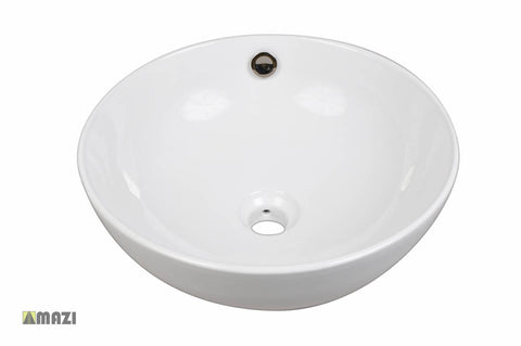 Ceramic Bathroom Sink 6013