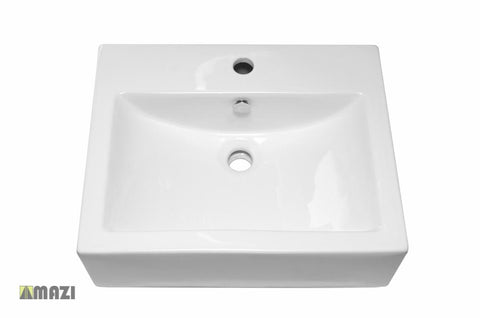 Ceramic Bathroom Sink 6025