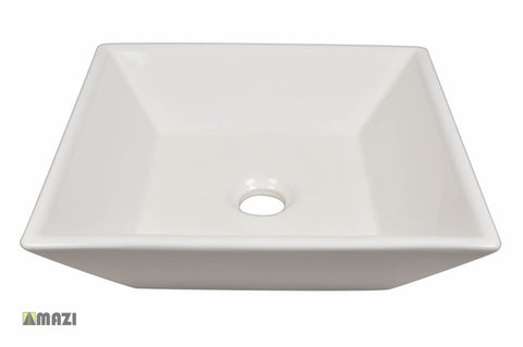 Ceramic Bathroom Sink 6046